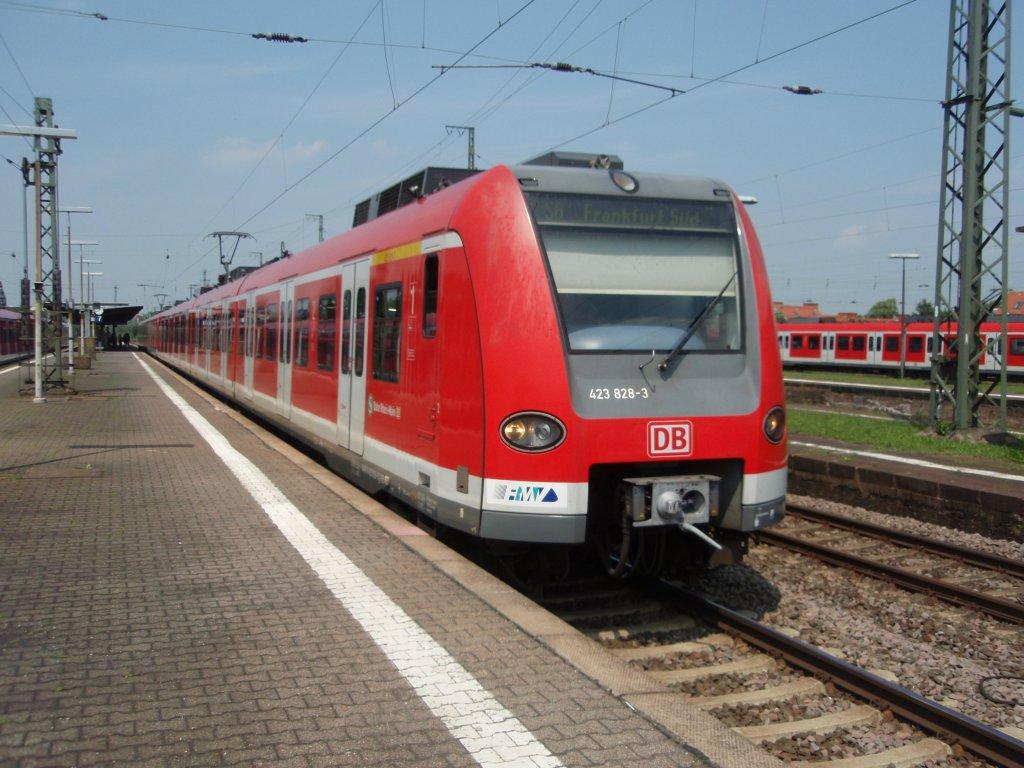 S 6 Frankfurt