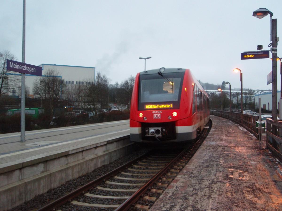 Rb 25 Meinerzhagen